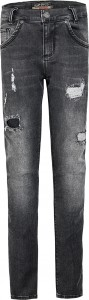 Blue Effect Jungen Jeans black destroyed  NORMAL