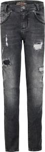 Blue Effect Jungen Jeans black destroyed  NORMAL