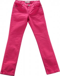 Blue Effect Mädchen coloured Jeans fuchsia