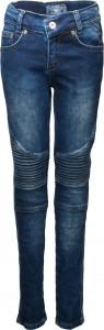 Blue Effect Mädchen Biker-Sweat-Jeans denim blue NORMAL