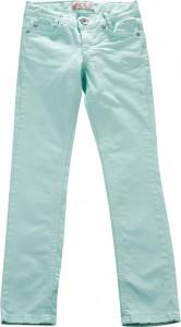 Blue Effect Mädchen coloured Jeans minttürkis oil verlauf NORMAL