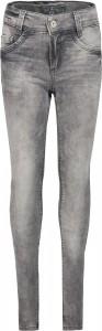 Blue Effect Mädchen Ultrastretch Jeans grey denim NORMAL