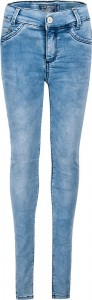 Blue Effect Mädchen Ultrastretch Jeans blue denim light NORMAL 122