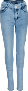 Blue Effect Mädchen Super-SKINNY Jeans Jegging blue bleached SLIM
