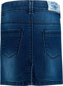 Blue Effect Mädchen Jeans Rock blue denim