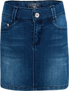 Blue Effect Mädchen Jeans Rock blue denim 116