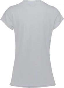 Blue Effect Mädchen T-Shirt Wendepailletten POW weiß