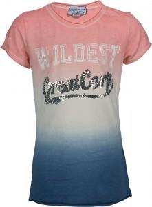 Blue Effect Mädchen T-Shirt Farbverlauf hummer