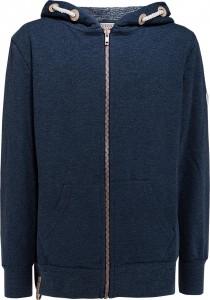 Blue Effect Mädchen Kapuzen-Jacke dunkelmarine