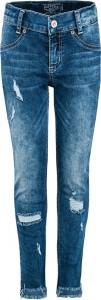 Blue Effect Mädchen Jeans destroyed blue denim NORMAL