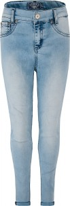 Blue Effect Mädchen Jeans Jegging cropped blue bleached NORMAL