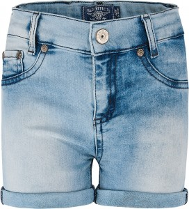 Blue Effect Mädchen Jeans-Short blue bleached NORMAL