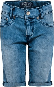 Blue Effect Mädchen Jegging Jeans-Bermuda light blue