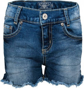 Blue Effect Mädchen Jeans-Short blue denim NORMAL