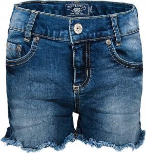Blue Effect Mädchen Jeans-Short blue denim NORMAL