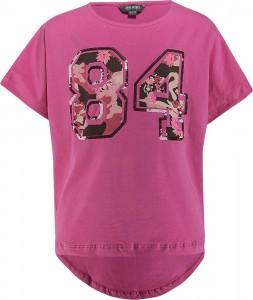 Blue Effect Mädchen Boxy T-Shirt rose