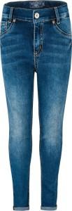 Blue Effect Mädchen cropped High-Waist Jeans blue medium SLIM