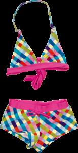 Retour Jeans Bikini Macy kariert multicolour