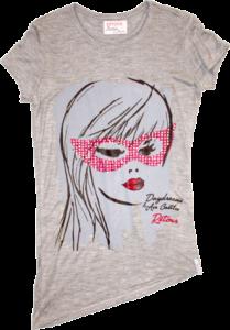 RETOUR T-Shirt Jessica grey mele