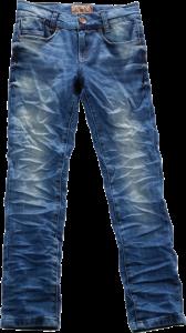 Blue Effect Mädchen Jeans super-Röhre mittelblau