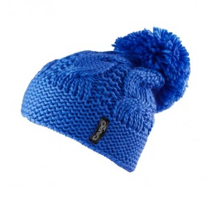 CAPO Sloppy mit Pompom royal