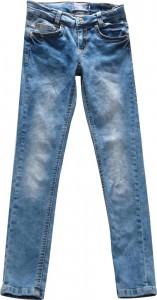 Blue Effect Mädchen Skinny Jeans blue denim light SLIM