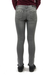 Kaporal Slim Jeans ETNAH silver