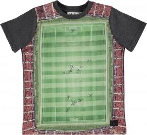 Molo Jungen T-Shirt RADDIX footballfield