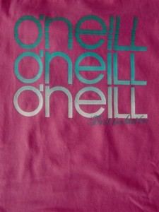 O´Neill Spagetti-Top/Shirt pink