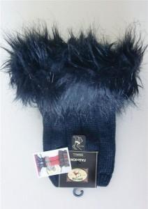 Bonnie Doon Stulpen / Beinwärmer Cuff boot black
