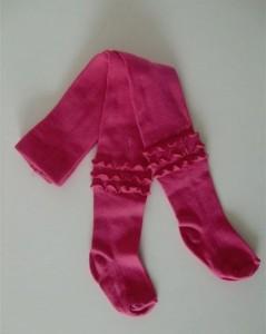 Bonnie Doon Frou Frou Strumpfhose pink