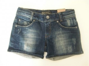 Blue Effect Girls / Mädels Jeans Short