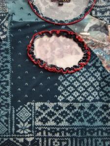Carbone Langarmshirt / Longsleeve Husky blue norway