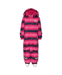Lego Wear Tec Kinder Schnee-Overall JOHAN dark pink
