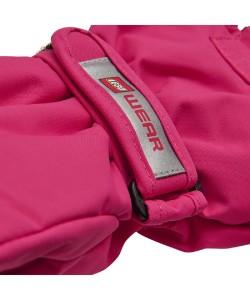 Lego Wear Tec Kinder Faust-Handschuhe AIDEN dark pink 134/140