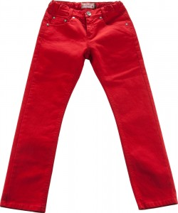 Blue Effect Jungen coloured Jeans rot