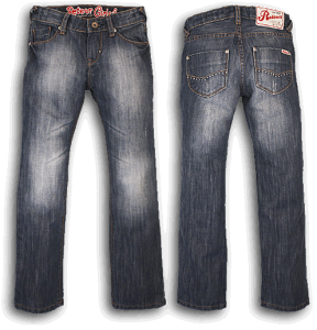 RETOUR Jeans Celeste blue denim