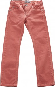 Blue Effect Jungen coloured Jeans lachsrot oil NORMAL