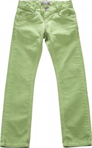 Blue Effect Jungen coloured Jeans lindgrün oil NORMAL