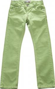 Blue Effect Jungen coloured Jeans lindgrün oil NORMAL