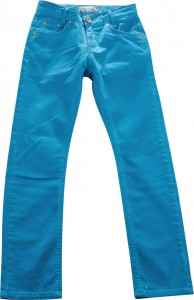 Blue Effect Jungen coloured Jeans opalgrün oil NORMAL