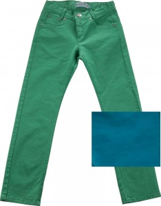 Blue Effect Jungen coloured Jeans petrol