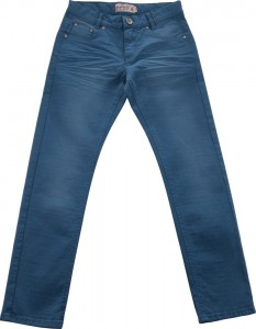 Blue Effect Mädchen coloured Jeans used-Look jeansblau