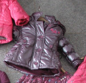 Whoopi Winter-Jacke night berry
