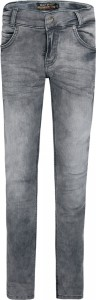 Blue Effect Jungen Ultrastretch Jeans grey denim crincle NORMAL