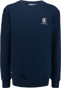Blue Effect Sweat-Shirt dunkelmarine