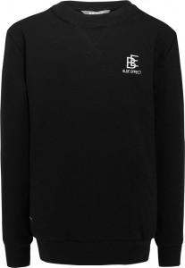 Blue Effect Sweat-Shirt schwarz