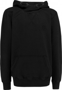 Blue Effect Kapuzen-Sweat-Shirt schwarz