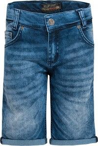 Blue Effect Jungen Jeans-Short/Bermuda light washed NORMAL
