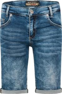 Blue Effect Jungen Sweat-Jeans-Short/Bermuda medium blue NORMAL 176